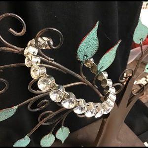 ❤️Magnetic rhinestone bracelet